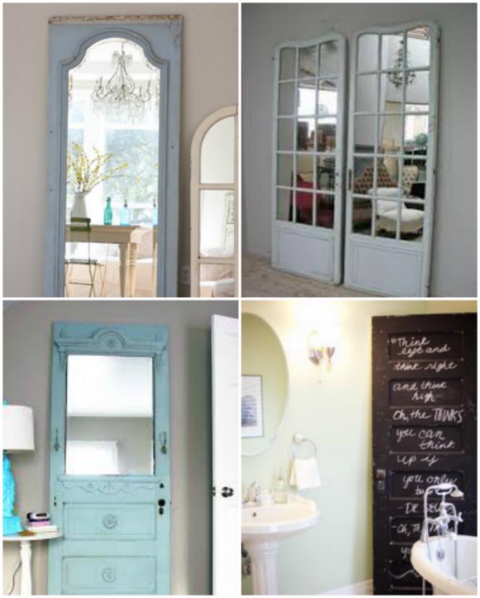 Puertas antiguas para decorar tu hogar madridbloguea - Compro puertas antiguas ...
