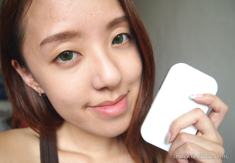 Reviewing Maybelline White Superfresh Long Lasting UV Cake Powder