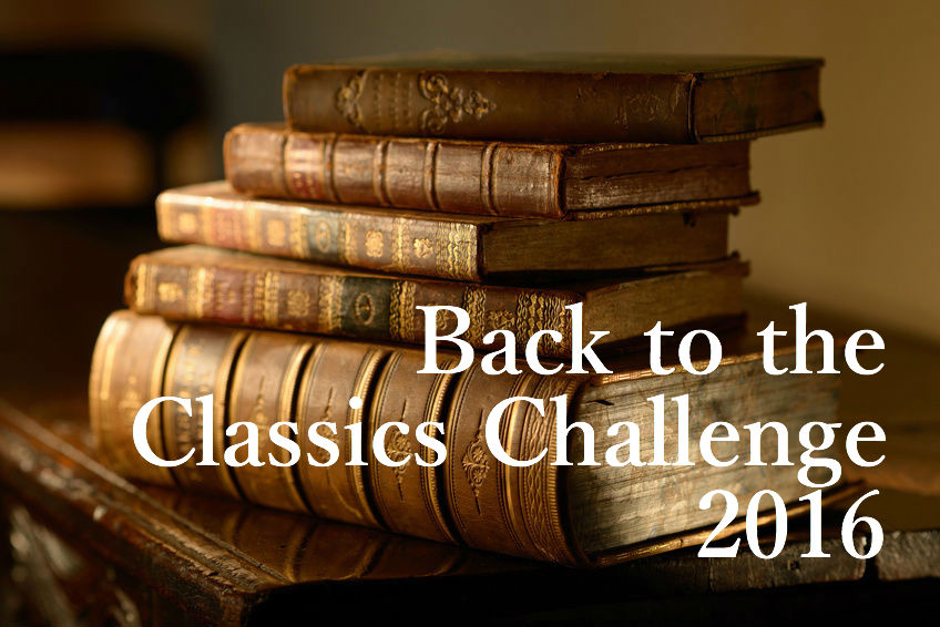 Back to the Classics Challenge 2016