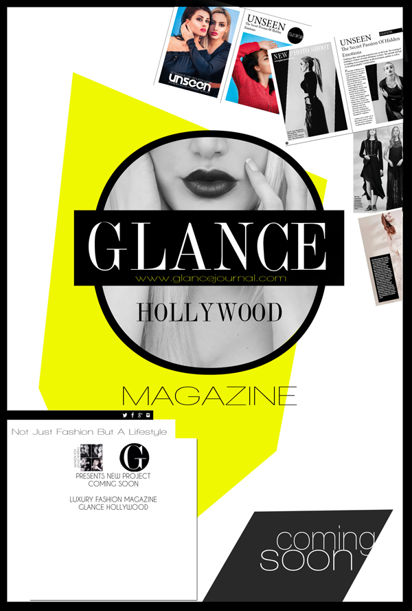 ''GLANCE Hollywood'' & ''GLANCE Russia''