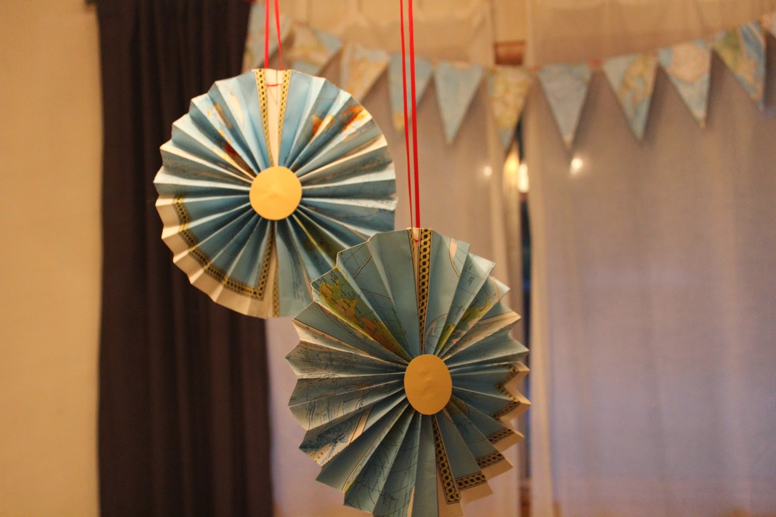 Captivating Travel Themed Party Decorations