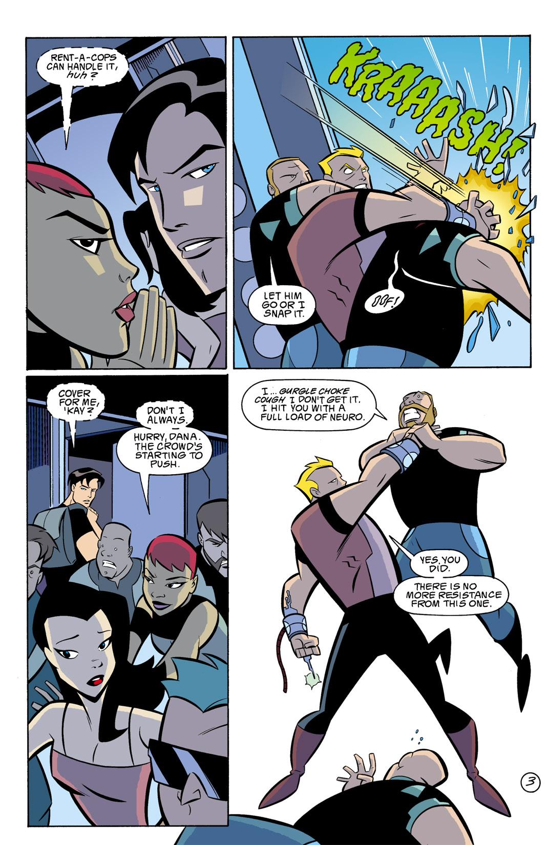 Batman Beyond [II] Issue #11 #11 - English 4