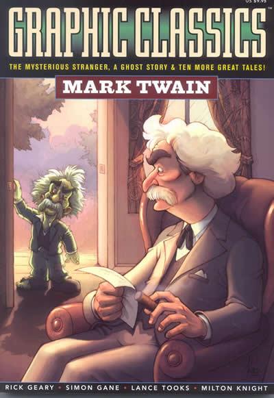 HAPPY BIRTHDAY MARK TWAIN!