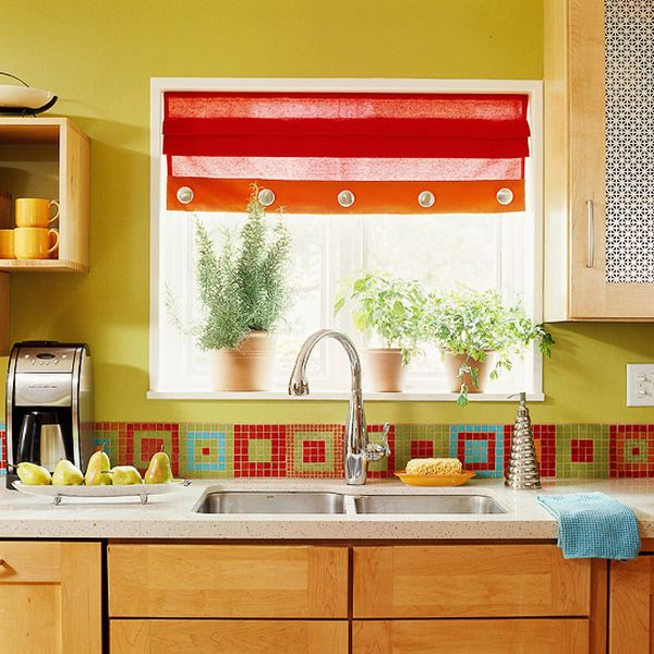 #9 Kitchen Backsplash Ideas