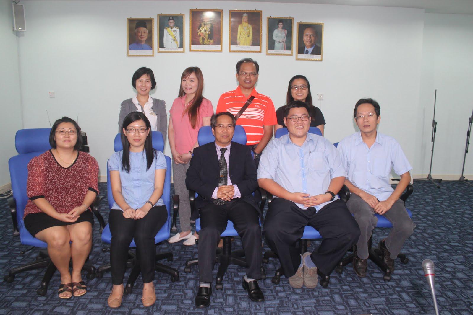 SVA EXCO Member 2015-2017