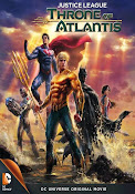 La liga de la justicia: El trono de Atlantis (2015) ()