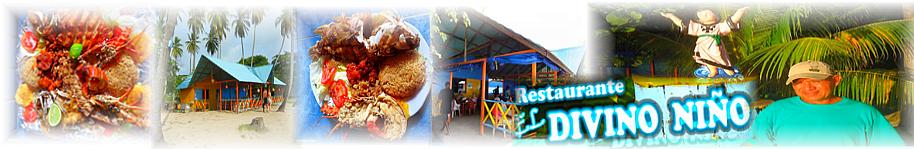 Restaurante Divino Niño Jesus - Providencia Isla