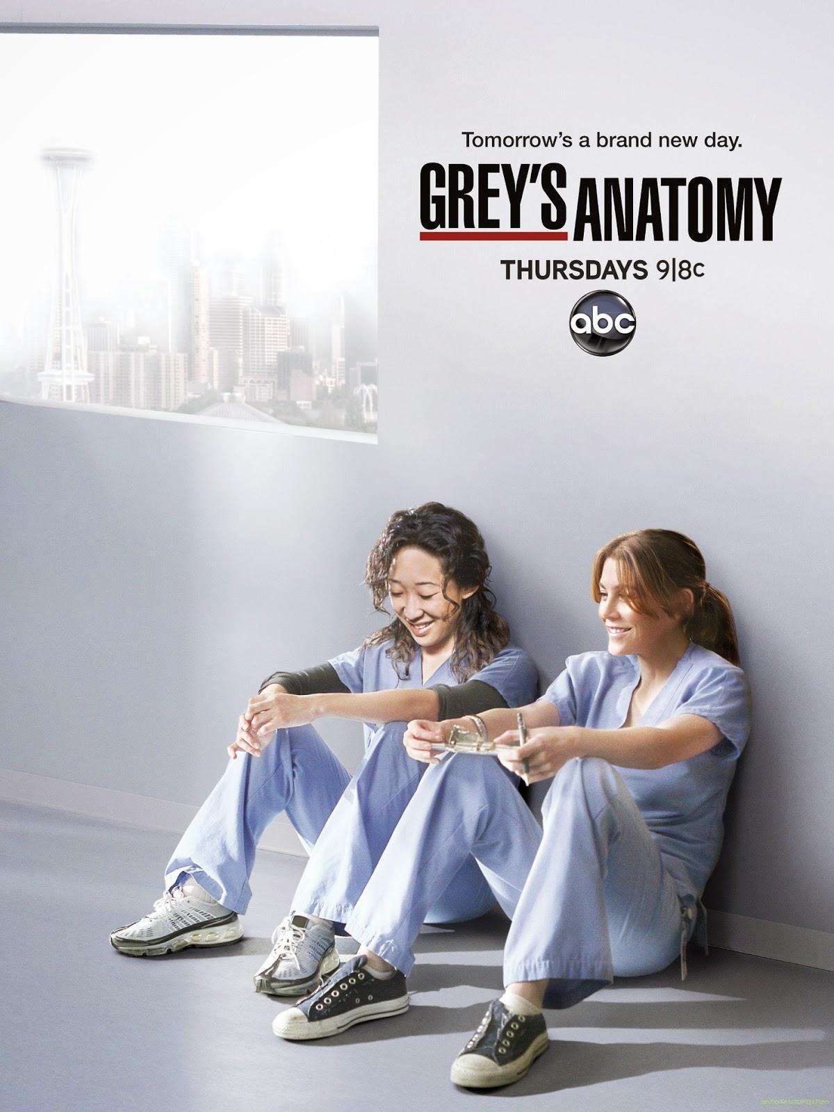 Inventário: Séries: Grey\'s Anatomy