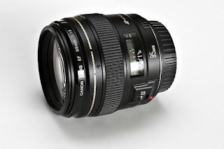 lensa DSLR 85mm