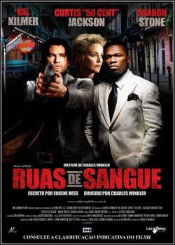 Download – Ruas de Sangue DVDRip AVI Dual Áudio