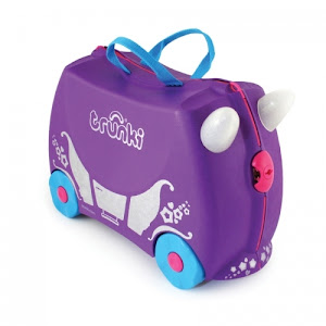 2012 Trunki-Princess (Purple) Child Travel Luggage RM279