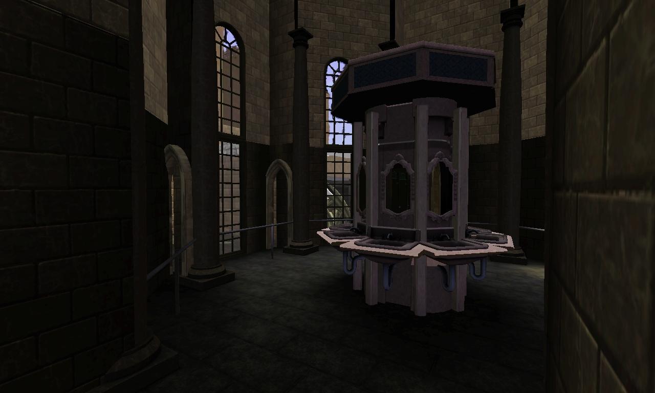 The Hogwarts' Architect
