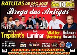 BATUTAS DE SÃO JOSÉ - BREGA DAS ANTIGAS.