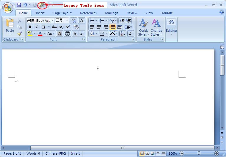 Legacy Tools icon