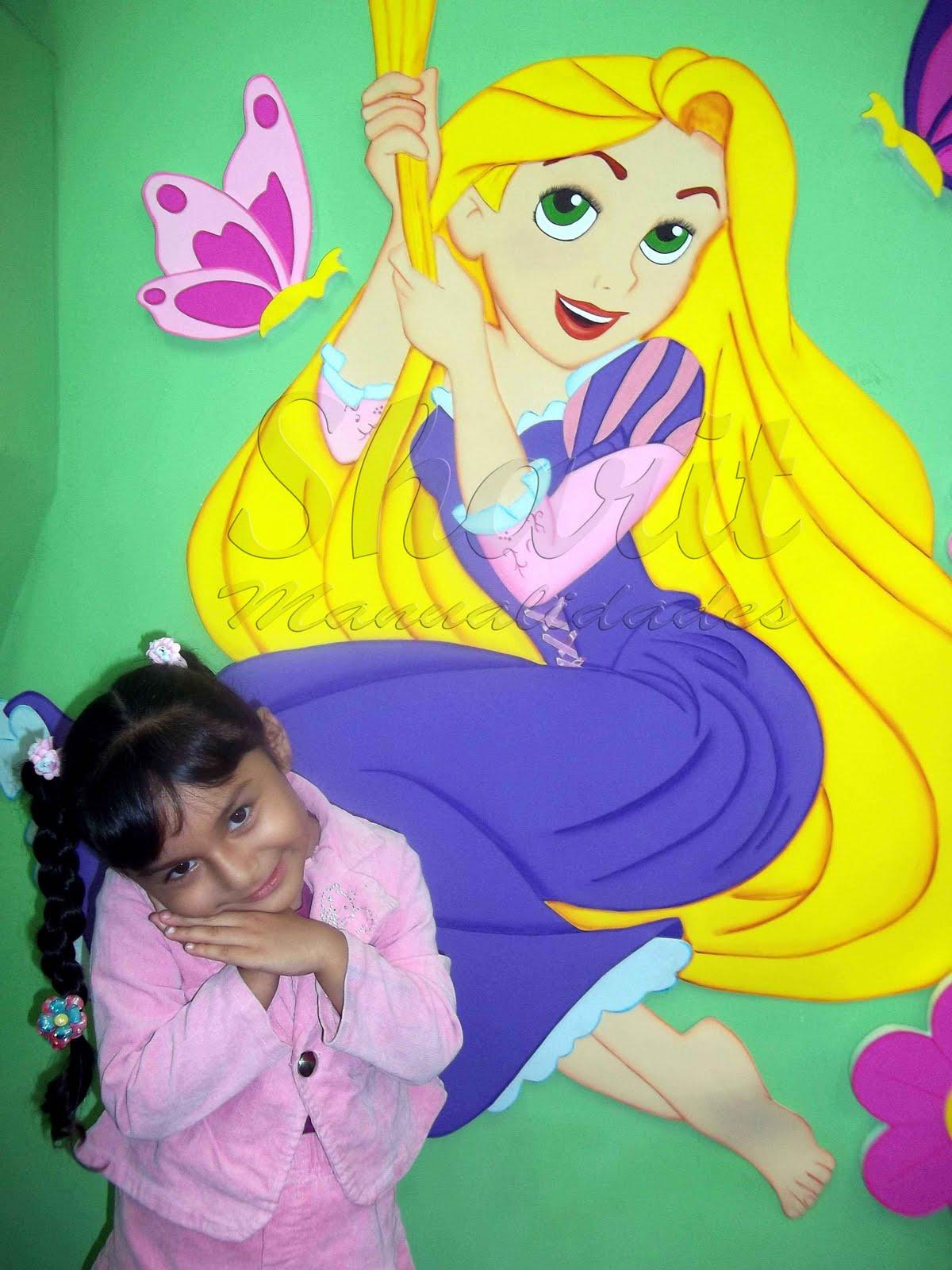 Fiesta De Rapunzel
