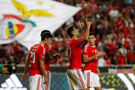 Benfica 6 x 0 Belenenses - Campeonato Português 2015/16