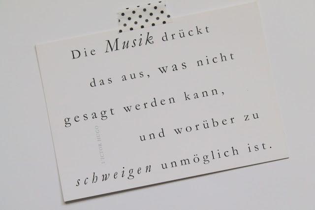 Musik drueckt aus...