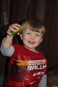 Elijah (3 years)
