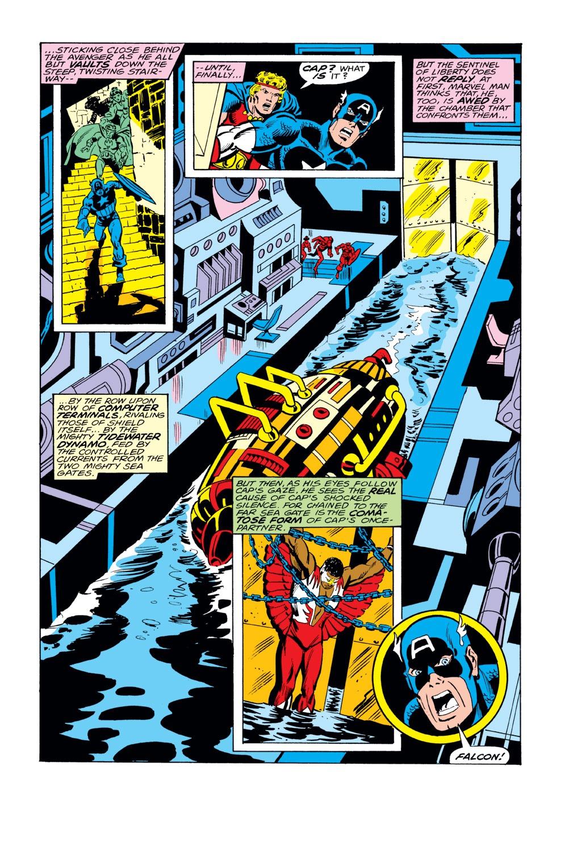 Captain America (1968) Issue #230 #144 - English 9