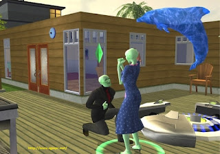 Free Download Game The Sims II ps2 for pc Full Version ZGAS-PC