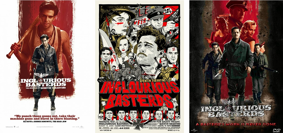 Inglourious Basterds - Bękarty wojny (2009)