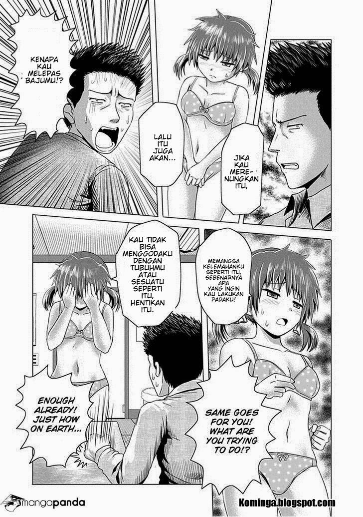 Komik zai x 10 004 5 Indonesia zai x 10 004 Terbaru 4|Baca Manga Komik Indonesia|