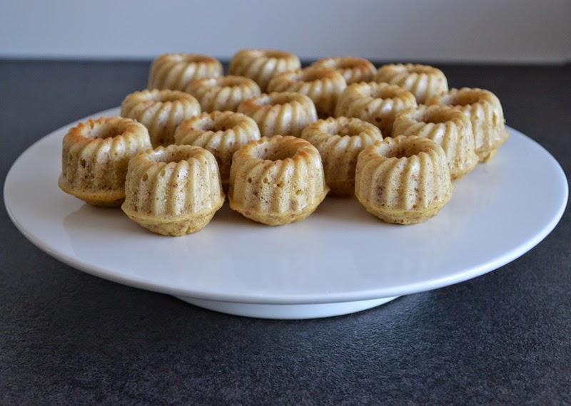 Apfelstrudel-Mini-Gugelhupf
