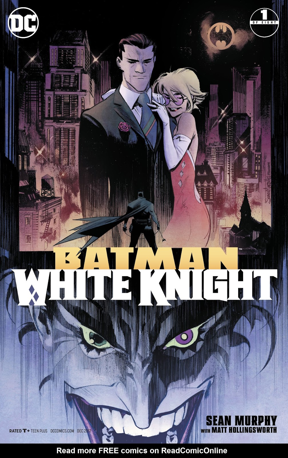 Batman: White Knight 1 Page 1