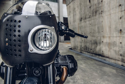 BMW R90 S fairing by Rough Crafts
