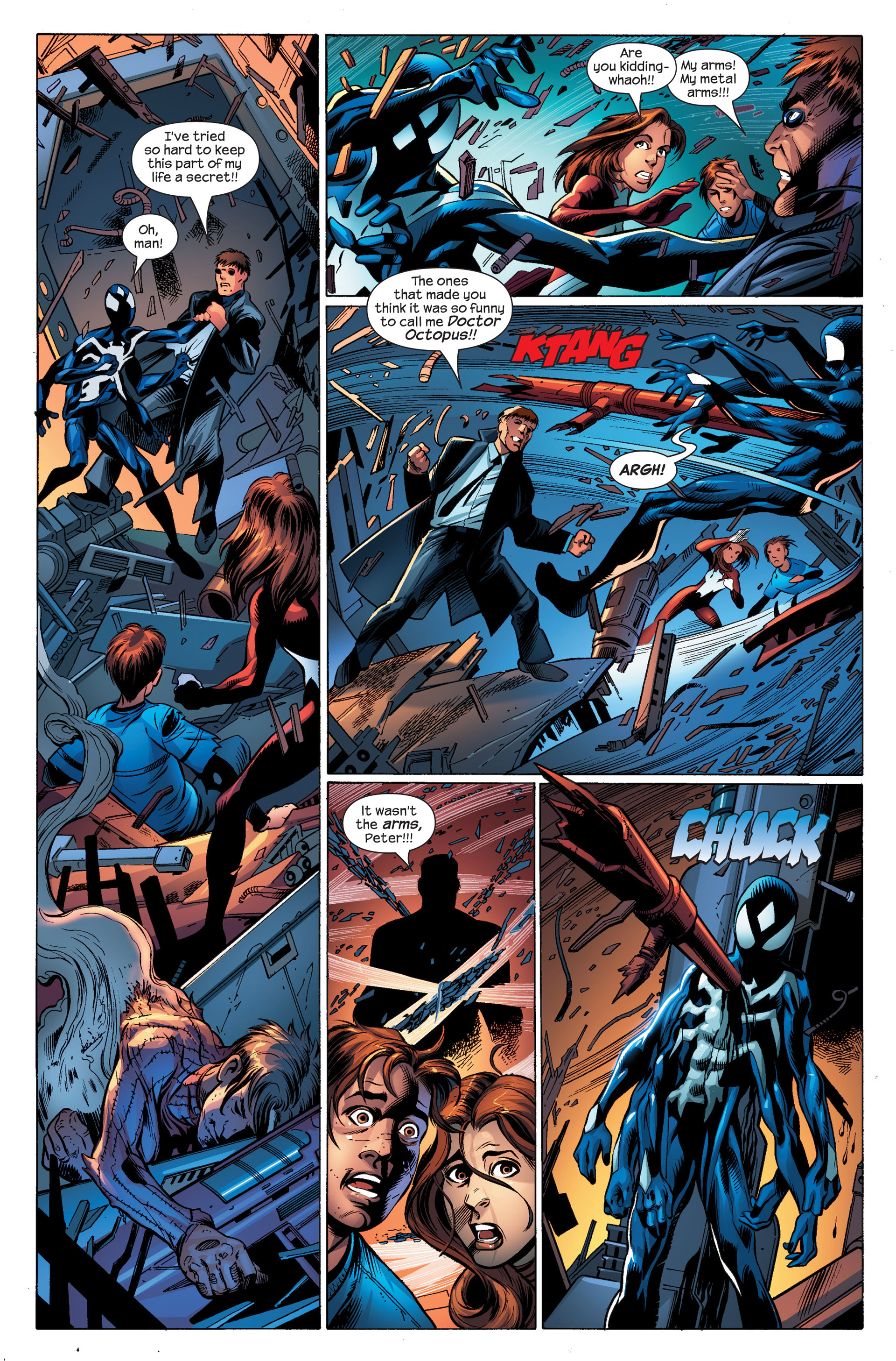 Ultimate Spider-Man (2000) Issue #103 #107 - English 19