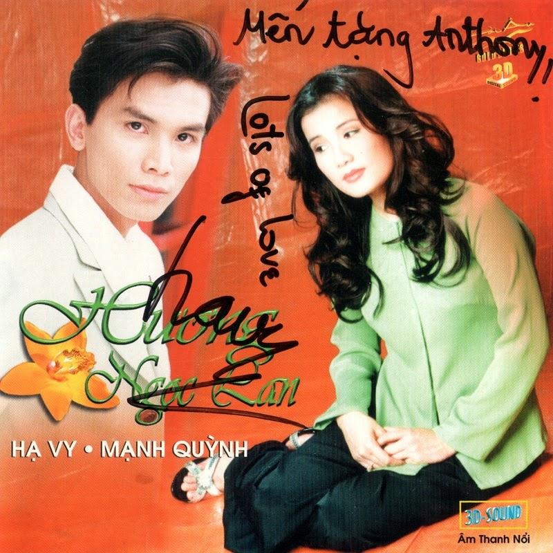 Hải Âu CD127 - Hạ Vy, Mạnh Quỳnh - Hương Ngọc Lan (NRG)