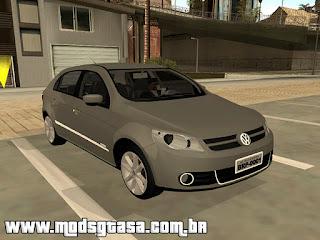 Vw Gol Power 1.6 2012 para grand theft auto