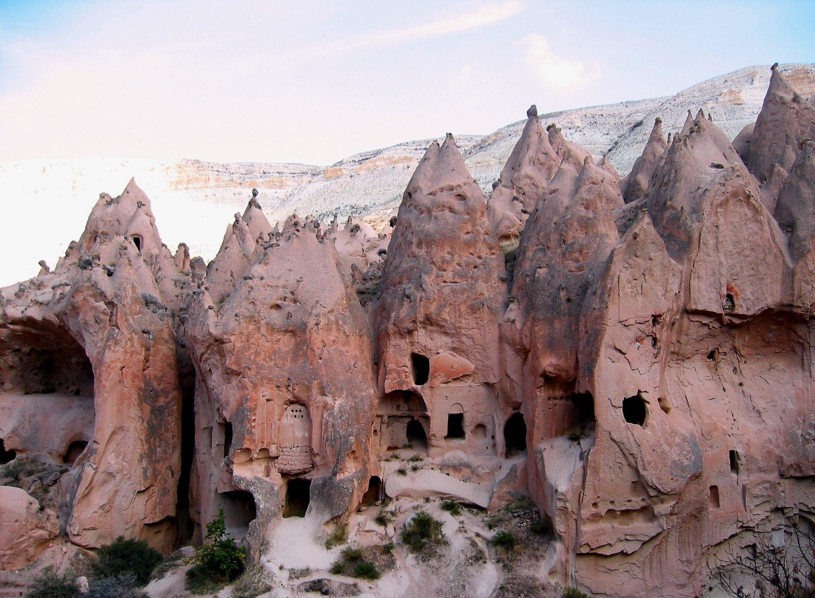 Urgup Turkey  city photos gallery : Travel Trip Journey: Cappadocia Turkey