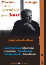 Poesía amiga y otros poemigas para Aute (2014)