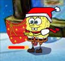 SpongeBob: Throwing gifts