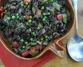 August - Wild Rice Salad