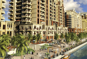 Canal Residence West at Dubai Sports City