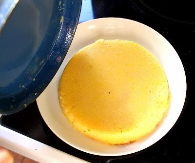 Oppskrift Nomelett Omelett Uten Egg Eggfri Polenta Polentaomelett Tapasomelett Vegansk