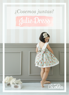 Julie Dress by Cosotela