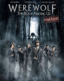 Werewolf: The Beast Among Us 2012 poster