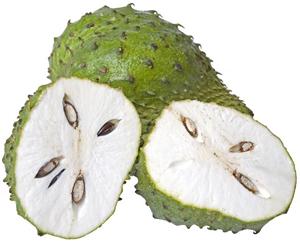 manfaat daun sirsak, buah sirsak, soursop