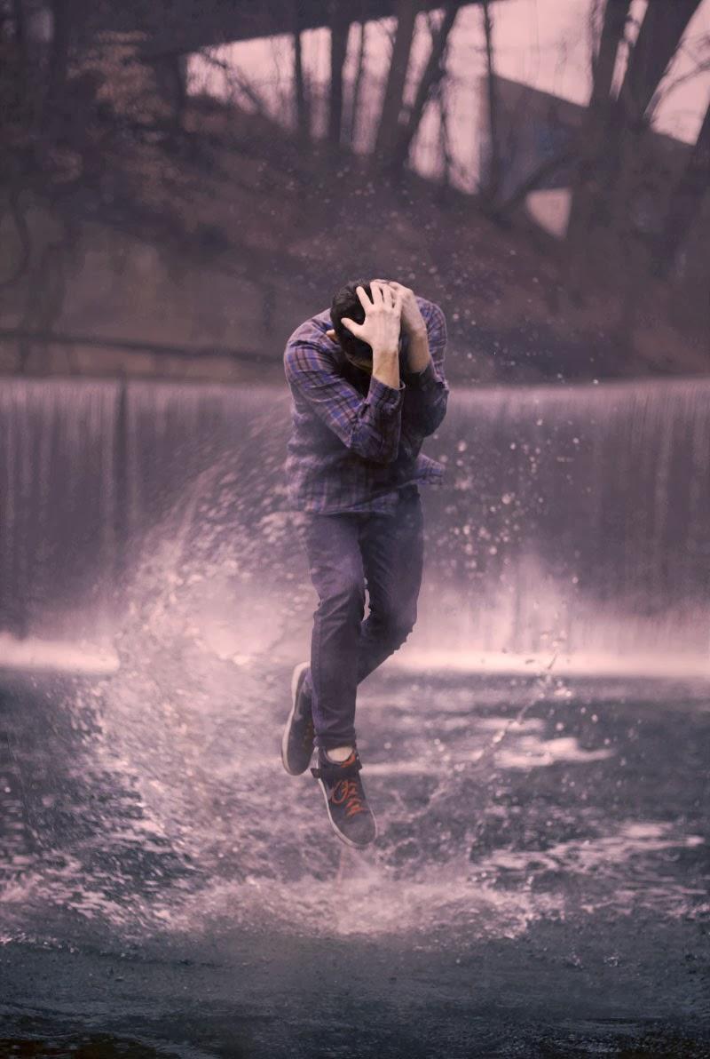Ben Zank, Fotografer ini Rela Melakukan Sesuatu Yang Ekstrim Untuk Foto Yang Sempurna