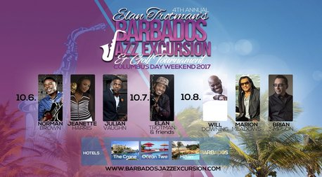 Barbados Jazz Excursion 2017