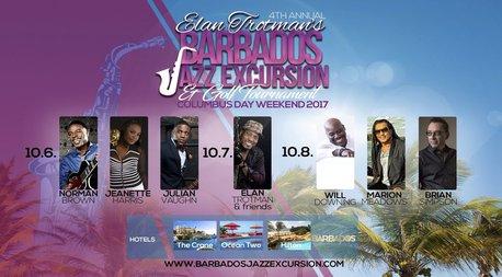 Barbados Jazz Excursion 2017