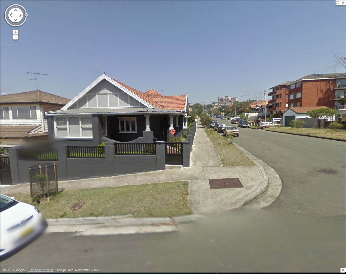 Official Google Australia Blog: Renovate Your House On Street View With  Google SCHMICK