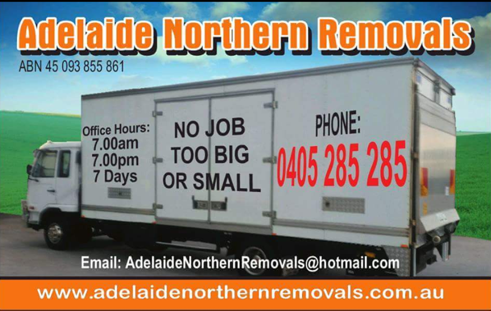 Adelaide Northern Removals (AD)