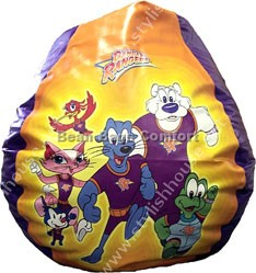 Danger Rangers kinds bean bag seat