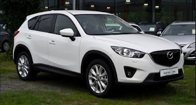 Model Cars Particulars and cost of Mazda CX 5