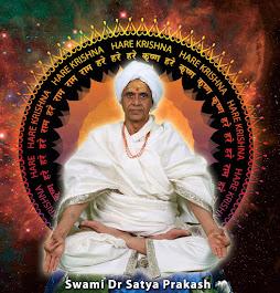 Dr Swami Satya Prakash in Canada