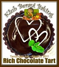 KBB#24 Rich Choc Tart